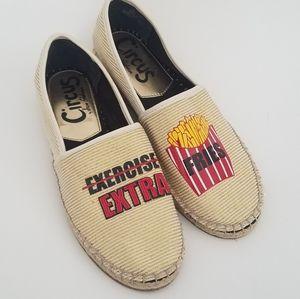 NWOT Sam Edelman Exercise Extra Fries Slip on shoe